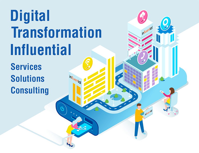 Digital Transformation Influential - Digital Transformation Services, Solutions and Consulting